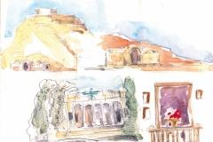 Yasd-les-tours-et-le-temple-Zoroastrien